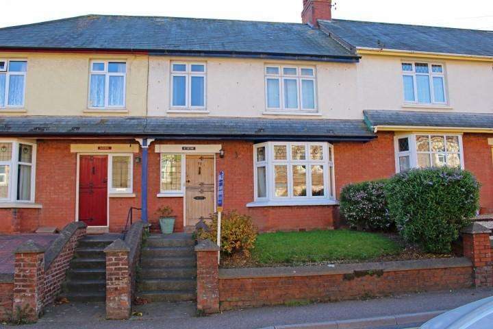4 Bedrooms Terraced House for sale in Doniford Road, Watchet TA23