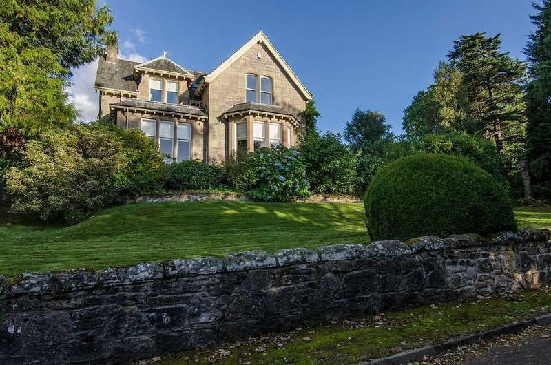 5 Bedrooms Detached House for sale in Upper Glen Road, Bridge of Allan, FK9 4PX