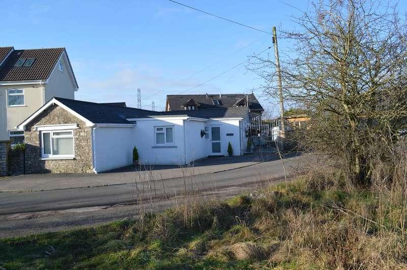 2 Bedrooms Detached Bungalow for sale in Stalling Down, Cowbridge CF71