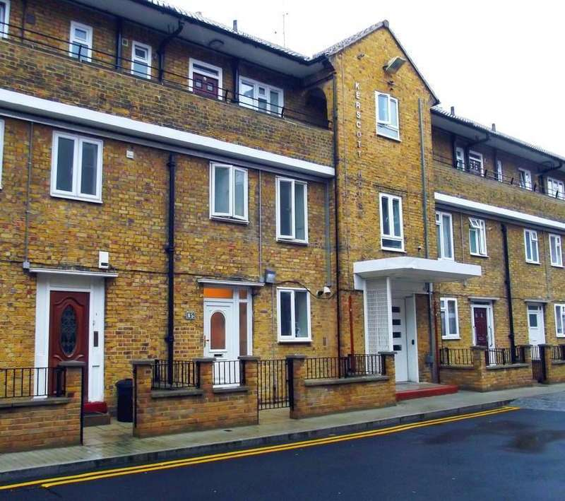 3 Bedrooms Maisonette Flat for sale in Rainhill Way, Bromley By Bow, London E3