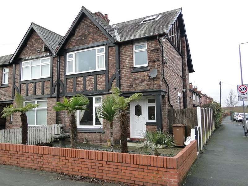 3 Bedrooms Semi Detached House for sale in Jubits Lane, Sutton Manor, St Helens WA9