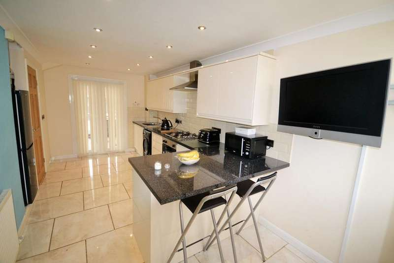 2 Bedrooms Terraced House for sale in Keilder Close, Redcar TS10