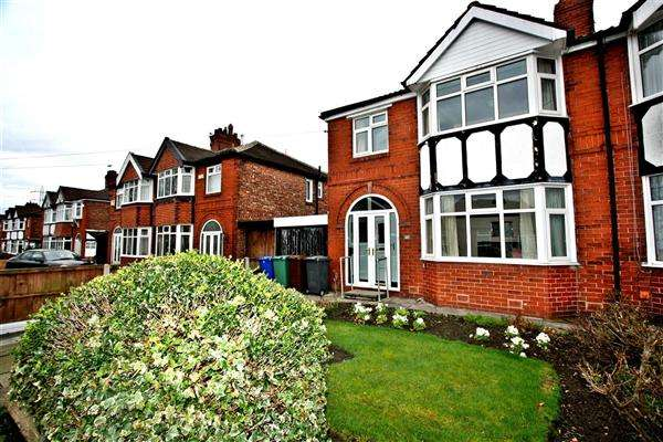 3 Bedrooms Semi Detached House for sale in Tamworth Ave, Whitefield