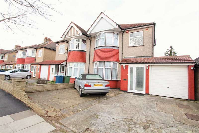 3 Bedrooms Semi Detached House for sale in Chester Drive, Harrow