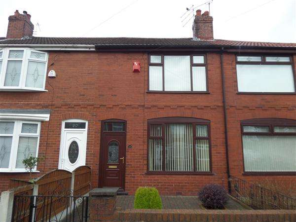 2 Bedrooms Terraced House for sale in Chestnut Street, Oldham