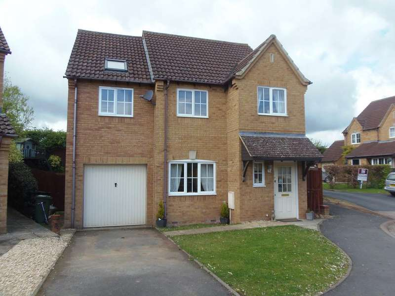 4 Bedrooms Detached House for sale in 63 Bramley Orchards, BROMYARD, HR7 4UT