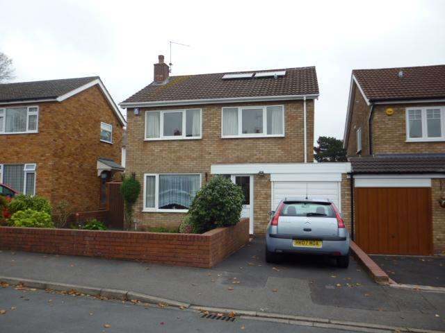 4 Bedrooms Detached House for sale in TYROL CLOSE, OFF HIGH PARK AVENUE, WOLLASTON, STOURBRIDGE DY8