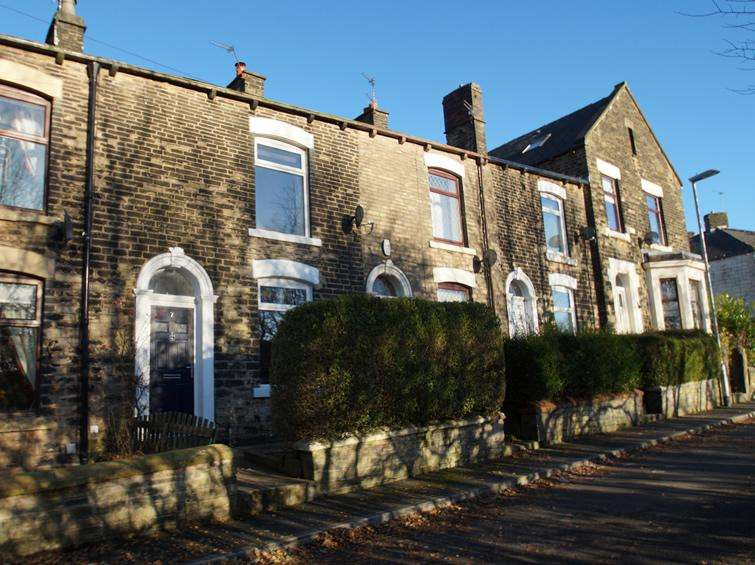 2 Bedrooms Terraced House for sale in Station Street, Springhead OL4