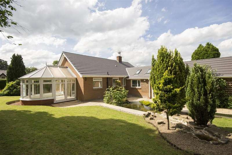 3 Bedrooms Detached Bungalow for sale in Whiteside Bank, Riding Mill, Northumberland NE44