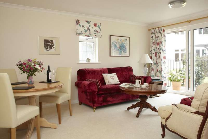 1 Bedroom Retirement Property for sale in The Elms Nursing Home, Swains Road, Bembridge PO35