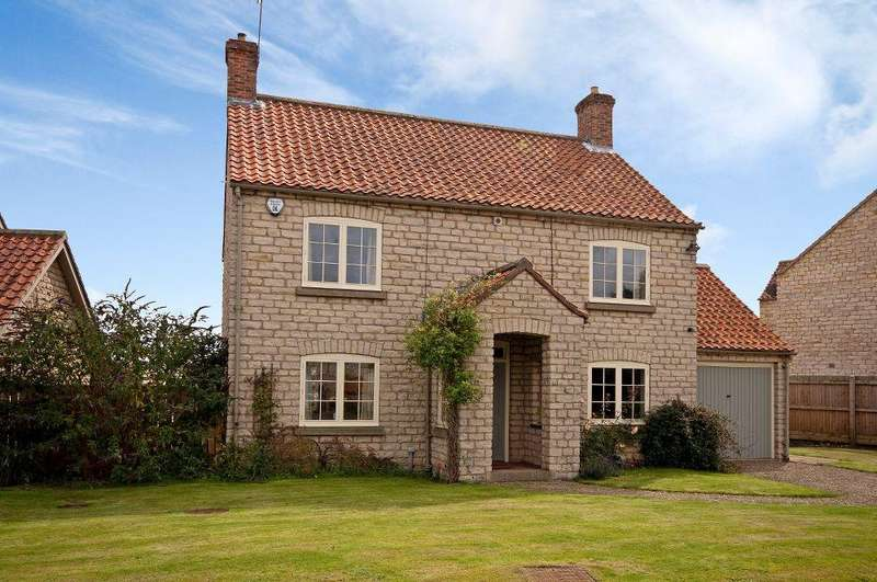 4 Bedrooms Detached House for sale in 9 Pasture Lane, Hovingham YO62 4JT