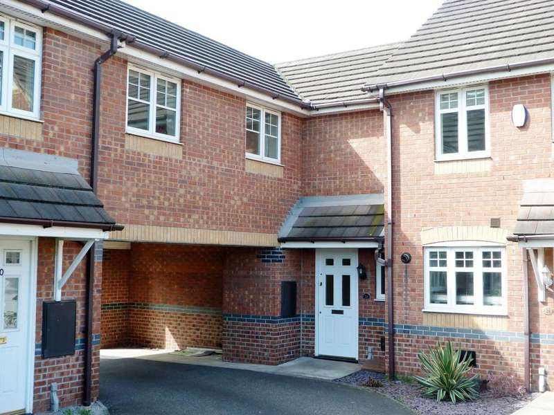 3 Bedrooms Mews House for sale in Rolls Avenue Leighton Crewe