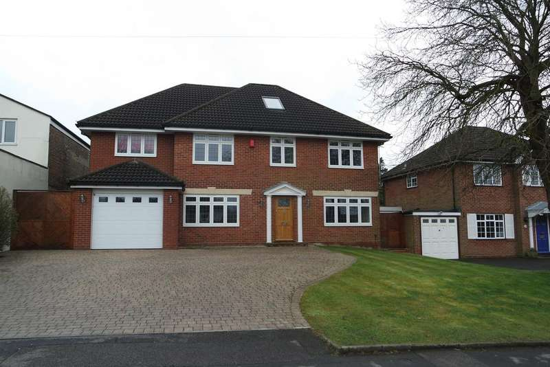 6 Bedrooms Detached House for sale in Heath Road, Potters Bar EN6