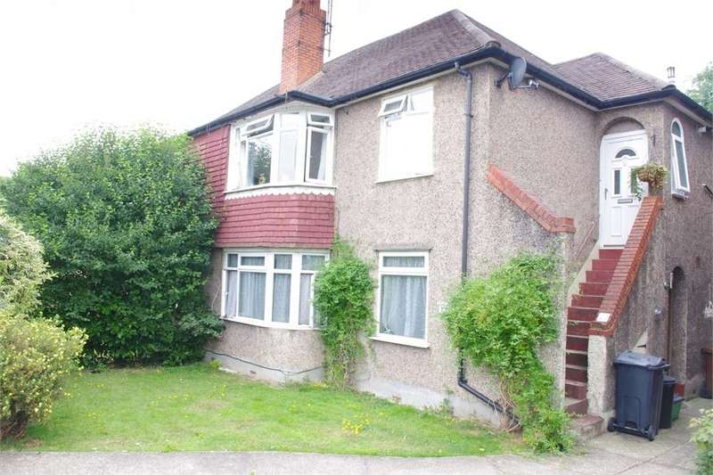 2 Bedrooms Flat for sale in Sidmouth Road, Poverest, ORPINGTON, Kent