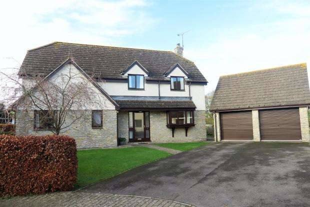 4 Bedrooms Detached House for sale in Winters Orchard, Stoke St Mary, Taunton TA3
