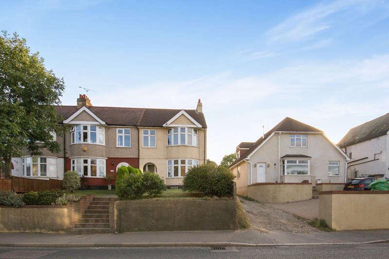 4 Bedrooms Semi Detached House for sale in Hawley Road, Dartford, DA1