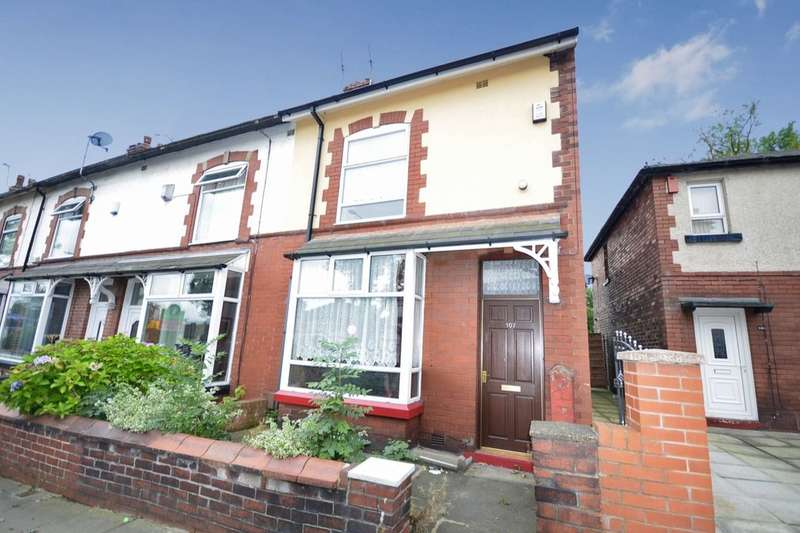 3 Bedrooms Property for sale in Plodder Lane, Farnworth, Bolton, BL4