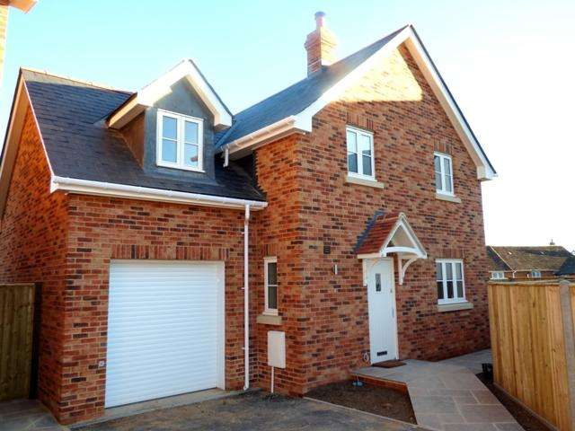 4 Bedrooms Detached House for sale in WORSDELL CLOSE, HIGH STREET, NETHERAVON SP4