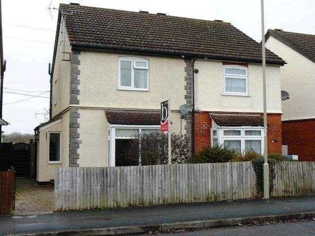 4 Bedrooms Semi Detached House for sale in VIGO ROAD, ANDOVER SP10
