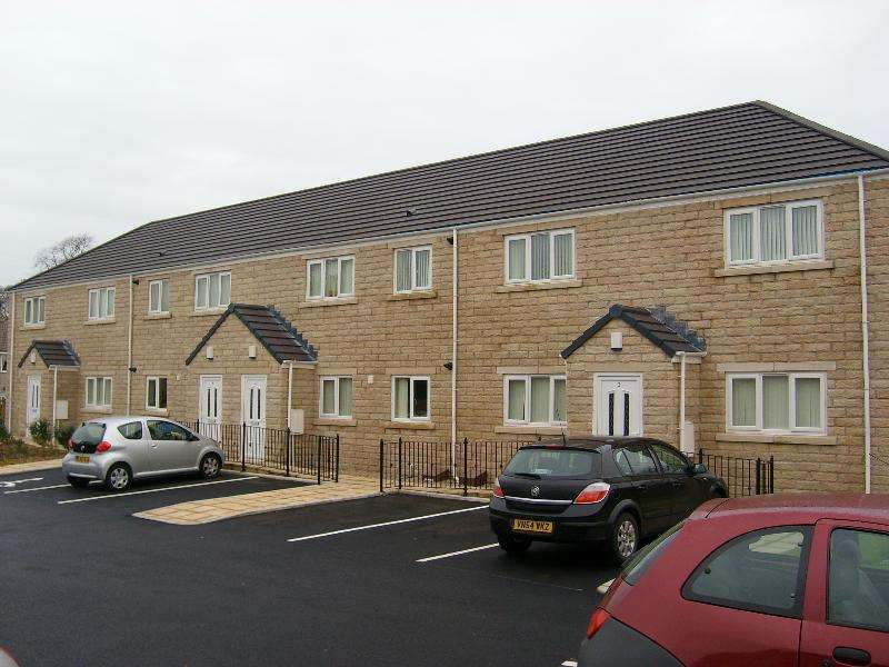 1 Bedroom Flat for rent in Burwain Fold, Off Birtwistle Avenue, Colne, Lancashire, BB8