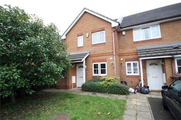 3 Bedrooms End Of Terrace House for sale in Galleons Drive, Barking, Essex