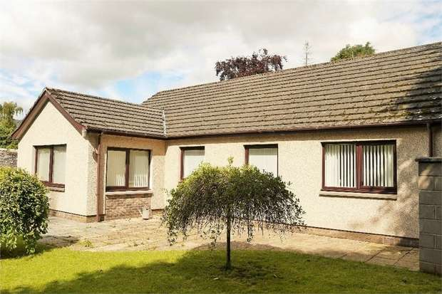 4 Bedrooms Detached Bungalow for sale in Lour Road, Forfar, Angus
