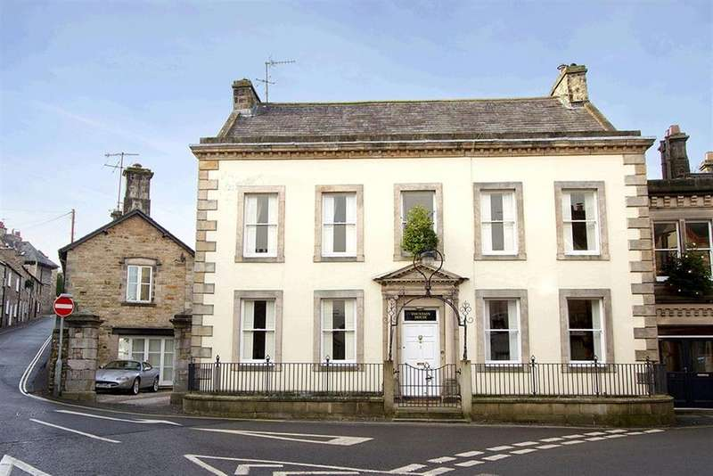 7 Bedrooms Town House for sale in Fountain House, 8 Beck Head, Kirkby Lonsdale, Carnforth, Lancashire