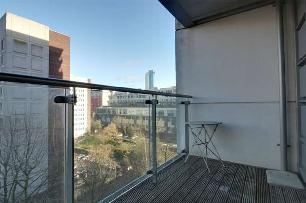 2 Bedrooms Flat for sale in Centenary Plaza, Holliday Street, BIRMINGHAM, West Midlands