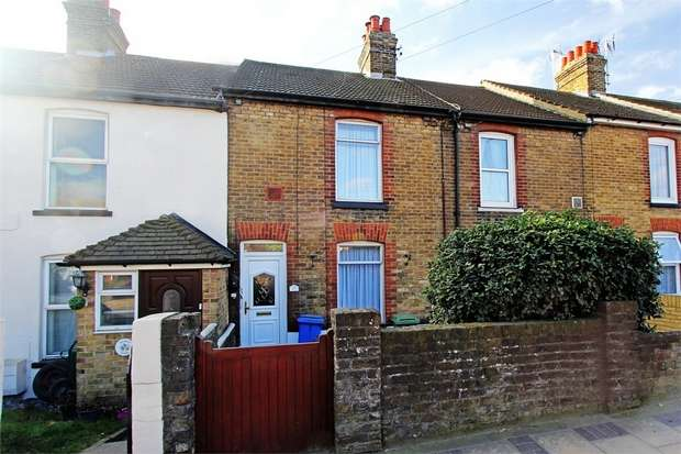2 Bedrooms Terraced House for sale in Staplehurst Road, Sittingbourne, Kent