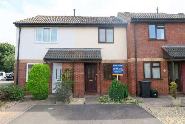 2 Bedrooms Terraced House for sale in Tyne Park, Taunton TA1