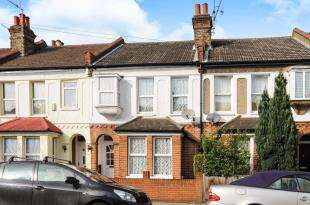 3 Bedrooms Terraced House for sale in Pemdevon Road, Croydon, Surrey, .