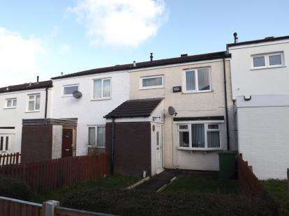 3 Bedrooms Terraced House for sale in Durham Croft, Chelmsley Wood, Birmingham, West Midlands