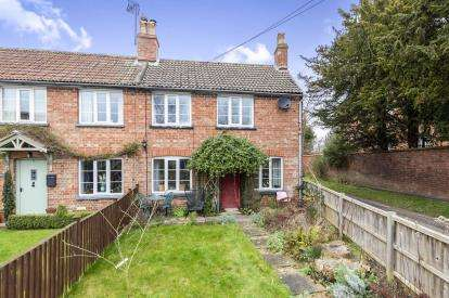 2 Bedrooms Semi Detached House for sale in Wentworth Cottages, Farm Lane, Shurdington, Cheltenham