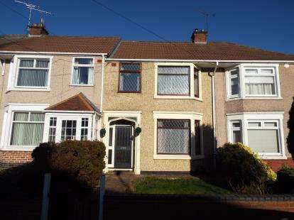 3 Bedrooms Terraced House for sale in Birchfield Road, Coundon, Coventry