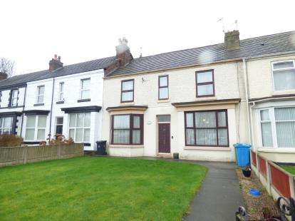 4 Bedrooms Terraced House for sale in Elizabeth Terrace, Widnes, Cheshire, WA8