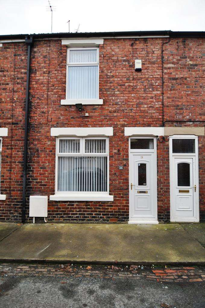 2 Bedrooms Terraced House for sale in Hillbeck Street, South Church, Bishop Auckland DL14