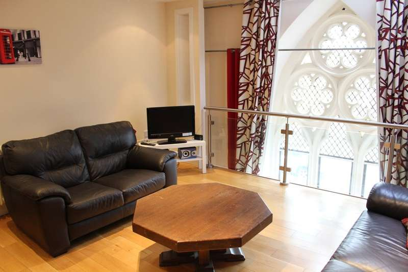 1 Bedroom Flat for sale in St Mary's Church, Hulme