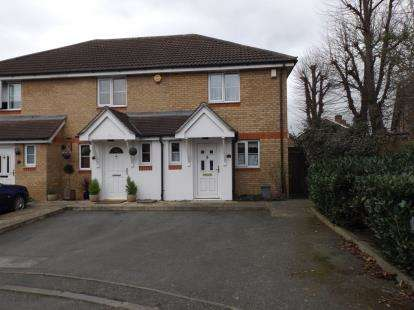2 Bedrooms End Of Terrace House for sale in Chingford, London