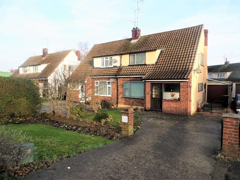 3 Bedrooms Semi Detached House for sale in Southend Road, Hockley