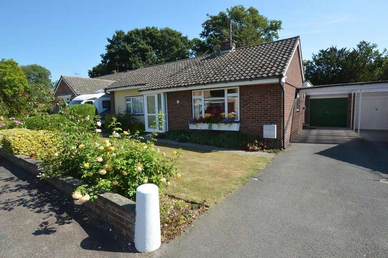 3 Bedrooms Detached Bungalow for sale in Chestnut Avenue, Gosfield, Halstead CO9