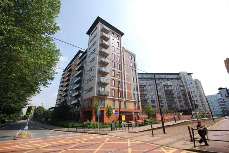 Studio Flat for sale in XQ7, Taylorson Street South, Salford Quays