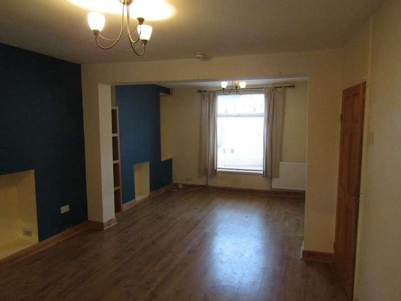 4 Bedrooms Terraced House for sale in Glanaman Road, Aberdare CF44