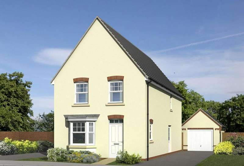 4 Bedrooms Detached House for sale in King's Wood Gate, Wonastow Road, Monmouth