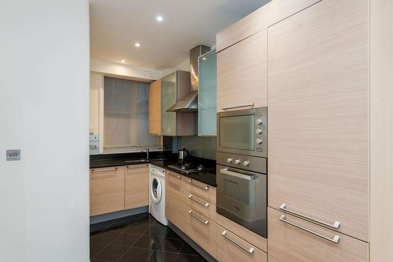 2 Bedrooms Flat for sale in London NW8