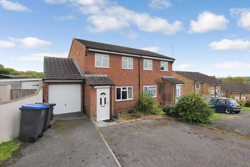 3 Bedrooms Semi Detached House for sale in Amesbury SP4
