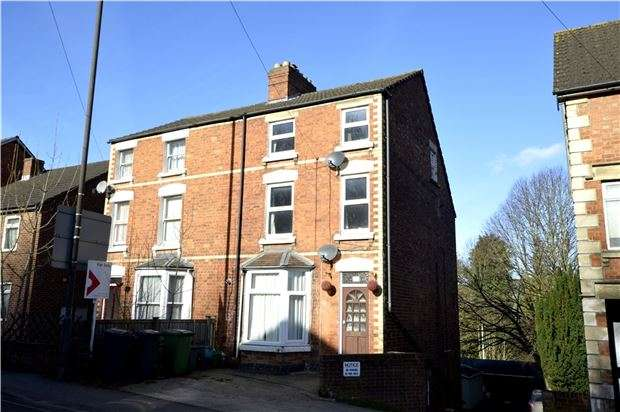 1 Bedroom Flat for sale in Bath Road, Stroud, Gloucestershire, GL5 3JL