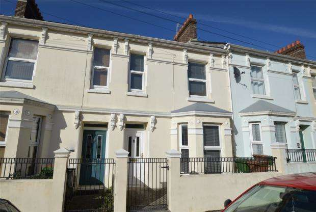 2 Bedrooms Terraced House for sale in South Milton Street, Plymouth, Devon
