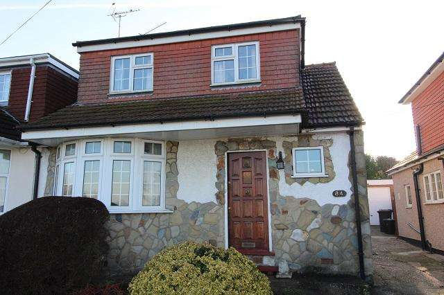 4 Bedrooms Semi Detached House for sale in Cockmannings Road, Orpington, Kent, BR5 4HZ