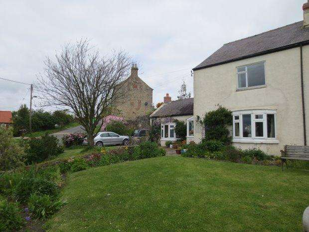 2 Bedrooms Detached House for sale in THORNLEY VILLAGE, TOW LAW, BISHOP AUCKLAND