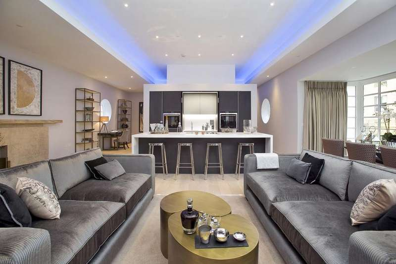2 Bedrooms Apartment Flat for sale in Ravenscourt Gardens W6 0TU
